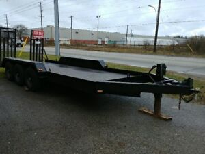 Tri Axle Float Trailer