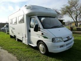 Autocruise Starstream 2 berth rear washroom coachbuilt motorhome for sale139794
