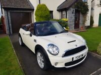 Mini Cooper S Convertible 2009 Mint