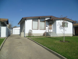 Millwoods, Grey Nuns, Pollard School, 4 BDR. HEATED Garage