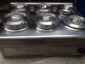 Bainmarie/ food warmer (used)