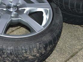 "16"" OZ Racing Gemini wheels"