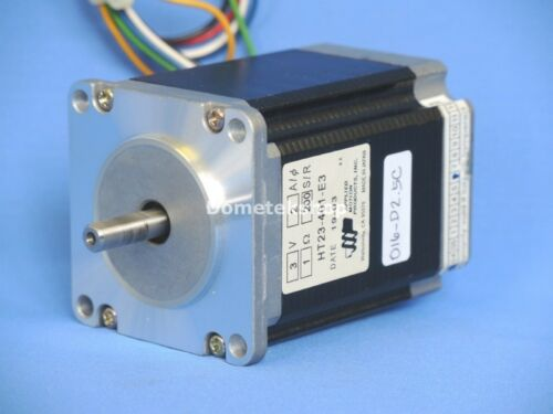 Applied Motion Products HT23-401-E3 Stepper Motor, 1.8 degree/step