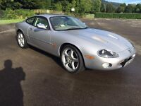 Jaguar xkr coupe 2003. 4.2 supercharged