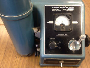 Motomco Moisture Meter Model # 919 London Ontario image 1