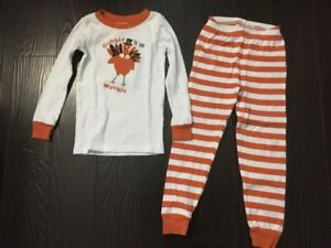 5T Gymboree Turkey pyjamas