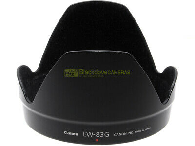 Canon EW-83g paraluce originale per obiettivo 28/300mm. f3.5-5,6 L IS. EW83 G