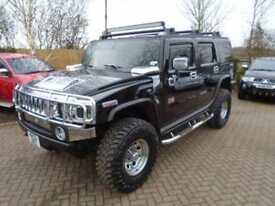 2003 Hummer H2 6.0 V8 ( LPG Converted ) LHD