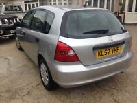 Honda Civic Vision 1.3 Petrol - Drives Great - 1 Owner Car