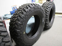DESIGNED FOR THE UTMOST IN OFF ROAD TRACTION