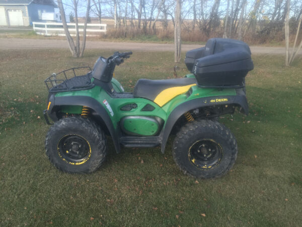 Used 2005 John Deere Buck