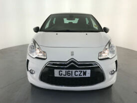 2011 CITROEN DS3 DSTYLE+ E-HDI DIESEL 3 DOOR HATCHBACK FINANCE PX