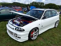 Rare mk3 Astra gsi turbo . Immaculate show car. Fully rebuilt