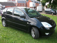 Ford Fiesta 1.6 2006.5MY Ghia
