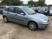 FORD FOCUS 2004/53 1.6 LX PETROL - MANUAL - FULL SERVICE HISTORY - LONG MOT