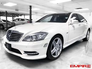 Mercedes-Benz S-Class S550 4MATIC AMG PACKAGE 2012
