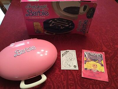 #3664 NIB Vintage Mattel Jewel Secrets Barbie Collector Case