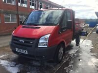 Ford transit 100 T300s rwd pickup years MOT low miles, ready for work, NO VAT!