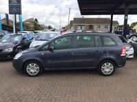 2009 Vauxhall Zafira 1.6 i 16v Life 5dr