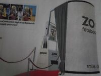 Zoomphotobooth for rent or sale
