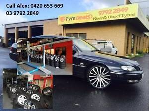 TYRE SALES!! Passenger Tyres, 4x4 All terrain & MT And Trucks Springvale Greater Dandenong Preview