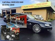 TYRE SALES!! Passenger Tyres, 4x4 All terrain & MT And Trucks Dandenong South Greater Dandenong Preview