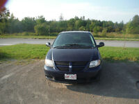 2005 Dodge Caravan Minivan - Newly Inspected, low km's