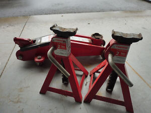 2 Ton Car Jack and Stands