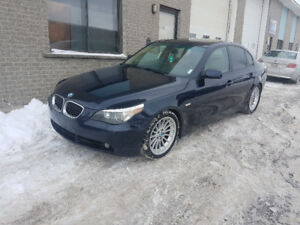 2004 BMW 545i m package