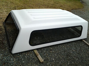 RAWHIDE ,8 FOOT TRUCK BED ,CAP FOR SALE