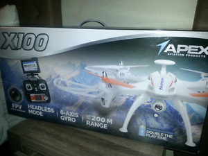 Apex 100 drone. Brand new. Never used