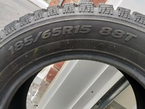 "Hankook 15"" Winter Tires"