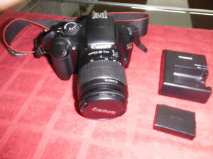 Canon DSLR Rebel EOS T3 Complete Package!