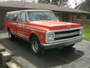 1970 Chevrolet Southern CST Truck