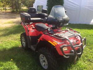 Can Am Outlander XT 2009