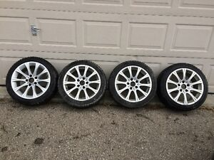 Bmw Winter Tire+Rims Package