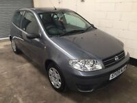 Fiat Punto 1.2 Active 8v *Full Stamped History* Cambelt Changed * Ideal First Car *3 Month Warranty