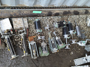 Assorted Air Cylinders
