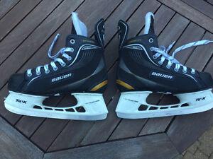 Patins de hockey Junior 5 Bauer Supreme One20