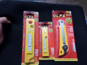ksq buy&sell olfa cuts and blades for sale