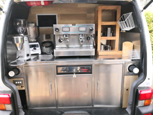 Mobile Coffee Van AND Event Trailer!! - IMMACULATE CONDITION