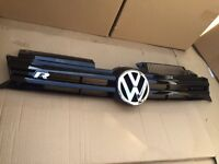Mk6 golf r20 front grill also have Gtd Gti front grills