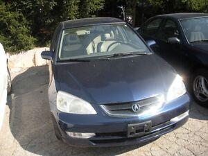 2002 Acura EL LEATHER, ROOF Sedan