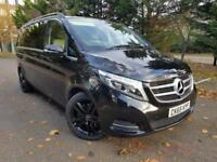 Used, 2015 Mercedes-Benz V Class 2.1 V220 CDI BlueTEC Sport 7G-Tronic 5dr for sale  Wembley, London
