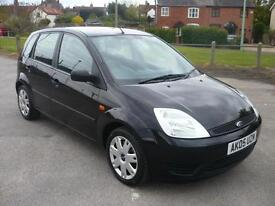 Ford Fiesta 1.25 2005. Style