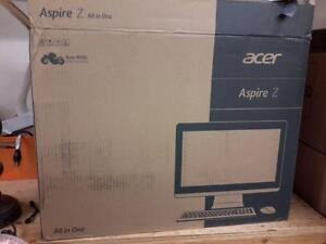 """*** USED *** ACER ACER 24"""" AIO   S/N:50064B3000   #STORE524"""