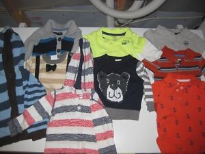 Box of Baby Boy Clothes Stratford Kitchener Area image 2