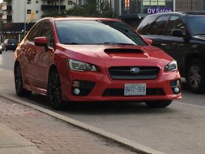 2015 Subaru WRX Sport Tech