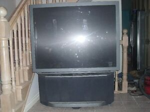 """53"""" Sony TV -Excellent Condition"""