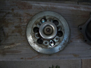 KYSOR ON/OFF FAN CLUTCH ONLY (NO SPINDLE OR PULLEY)